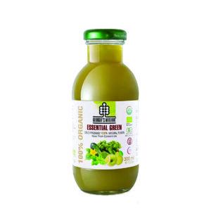 Organic Essential Green Juice 300ml - 100 Nước Hỗn Hợp Rau Củ Xanh 300ml - Sản phẩm hữu cơ, nhập khẩu