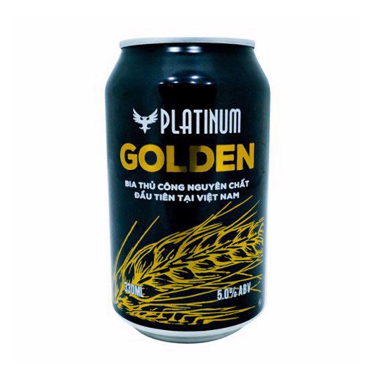 Bia Golden Platinum 330ml