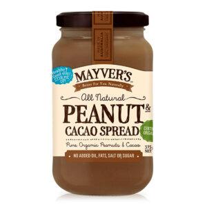 Bơ đậu phộng cacao HỮU CƠ