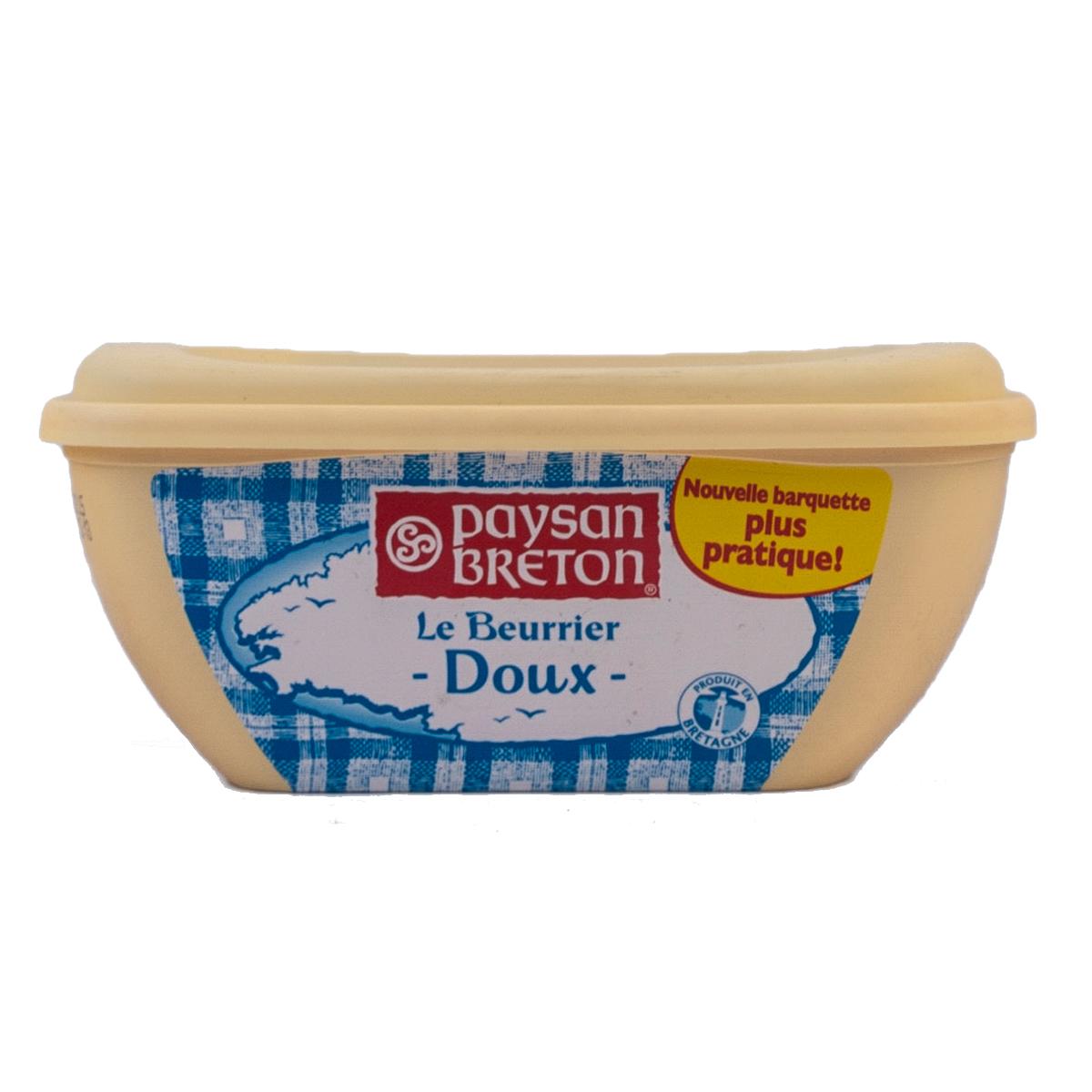 Paysan Breton U/S Butter 250g - Bơ lạt Paysan Breton hộp 250g - Sản phẩm hữu cơ, nhập khẩu