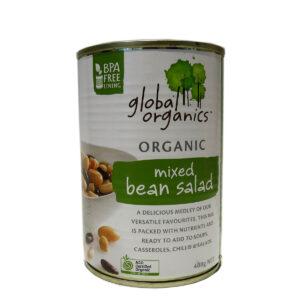 Đậu hầm HỮU CƠ - Đậu dùng ăn Salad 400g