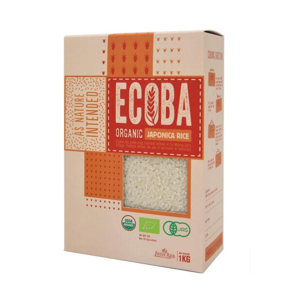 Ecoba Sakura (Gạo nhật hữu cơ)