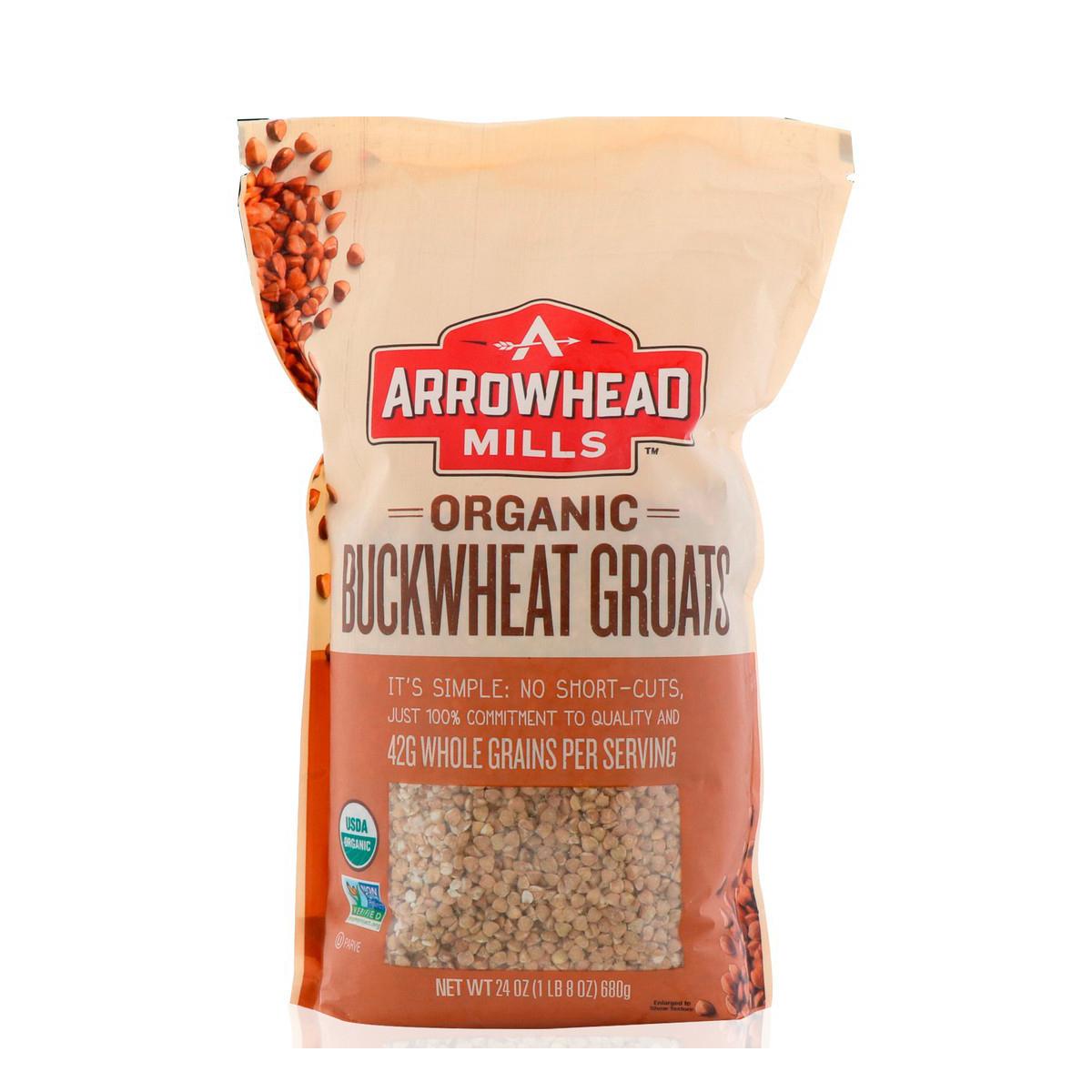 Hạt Buckwheat Groats hữu cơ