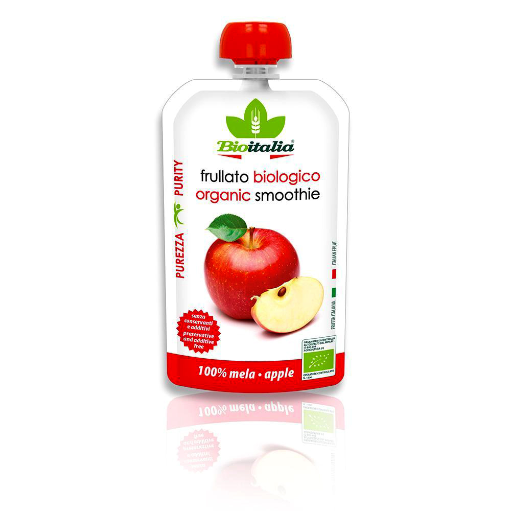 Hỗn hợp táo hữu cơ 120g