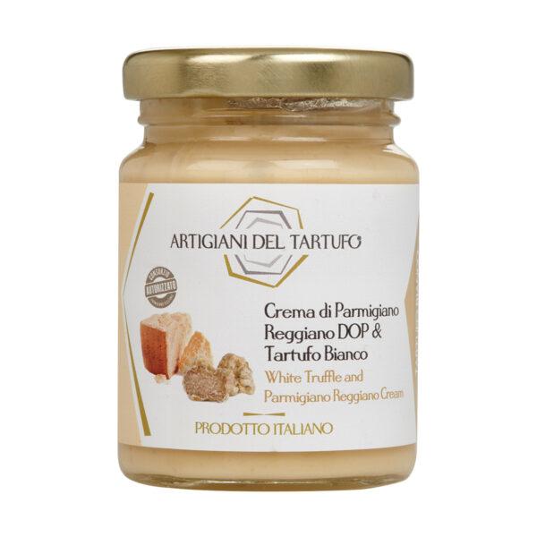 Kem Truffle Trắng & Parmigiano Reggiano 130g