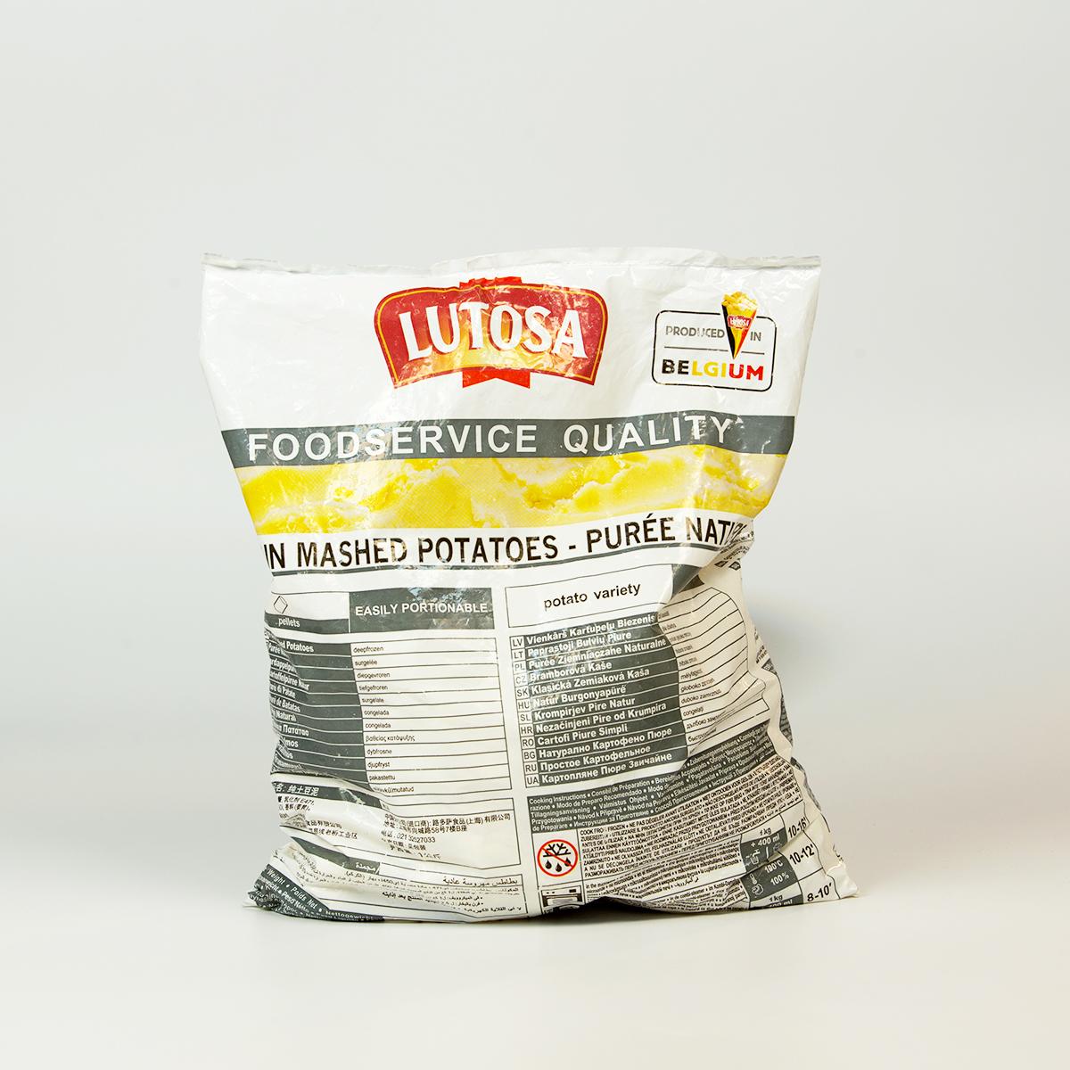 Plain Mashed Potatoes Foodservice - Khoai tây nghiền Foodservice - Sản phẩm hữu cơ, nhập khẩu