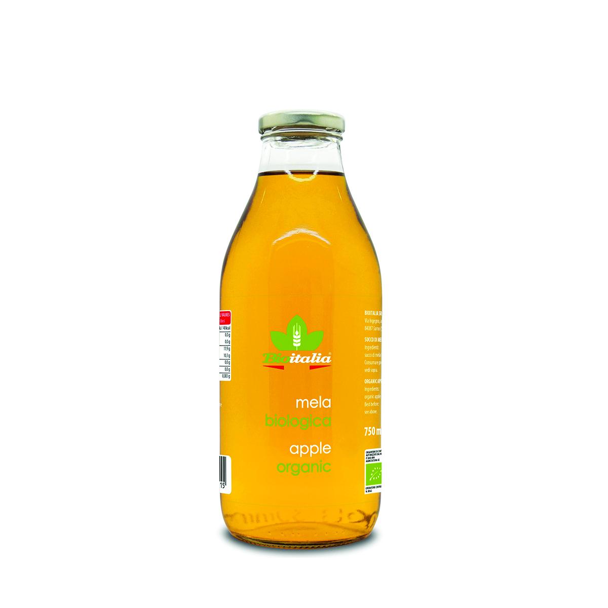 Nước ép táo hữu cơ 750ml