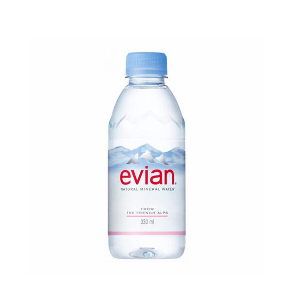Nước suối Evian 330mil