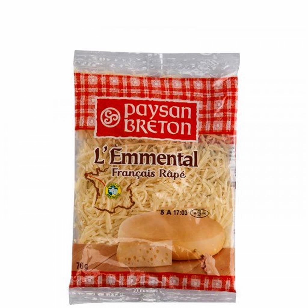 Cheese string L'Emmental PB 70g - Phô mai sợi L'Emmental PB 70g - Sản phẩm hữu cơ, nhập khẩu