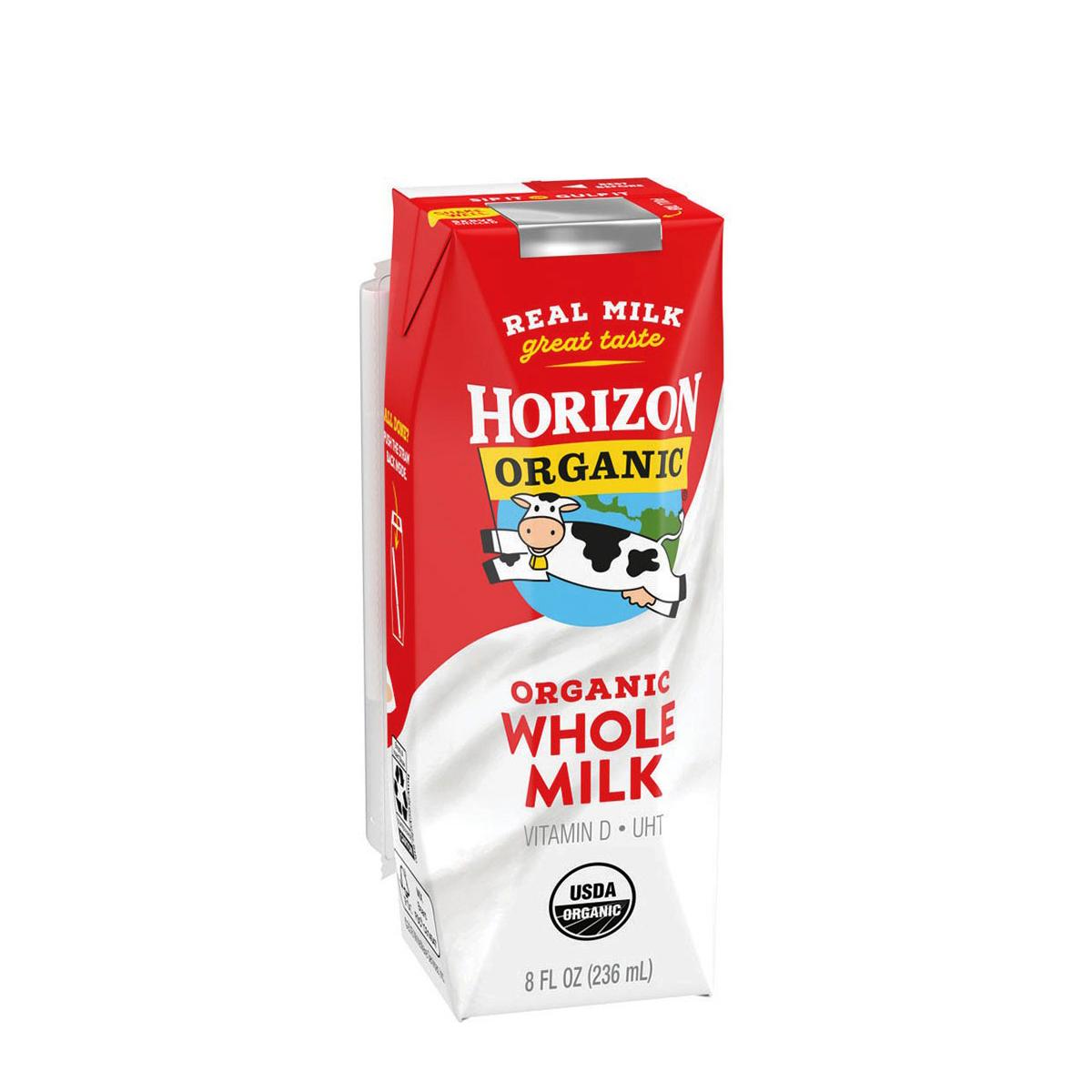 Sữa nguyên kem hữu cơ Horizon 236ml