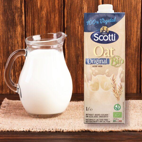 Oat Original - Sữa Yến Mạch Tự Nhiên - Sản phẩm hữu cơ, nhập khẩu