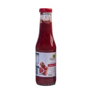 Tương cà chua hữu cơ Global Organics 500g
