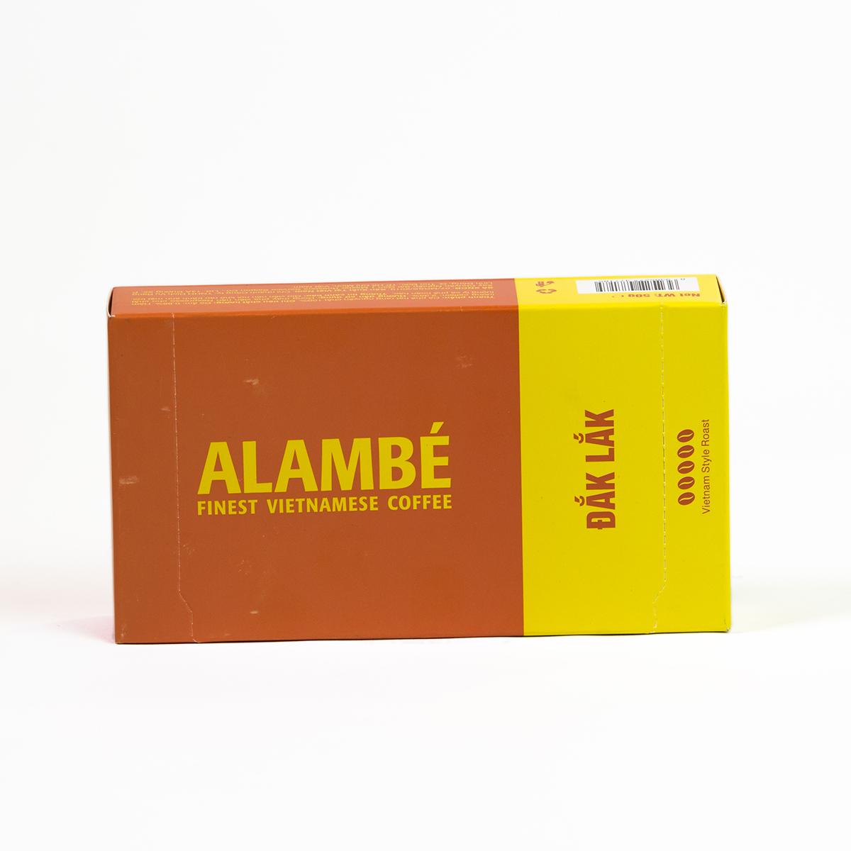 Viên nén cà phê Đắk Lắk ALAMBÉ 55g
